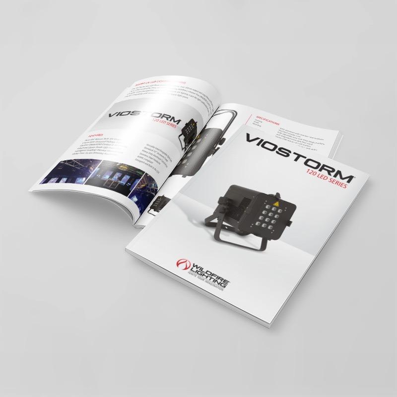 Lighting Product Brochure Company