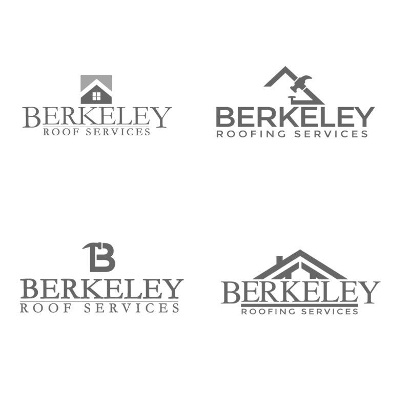 Roof Company Logo Designer