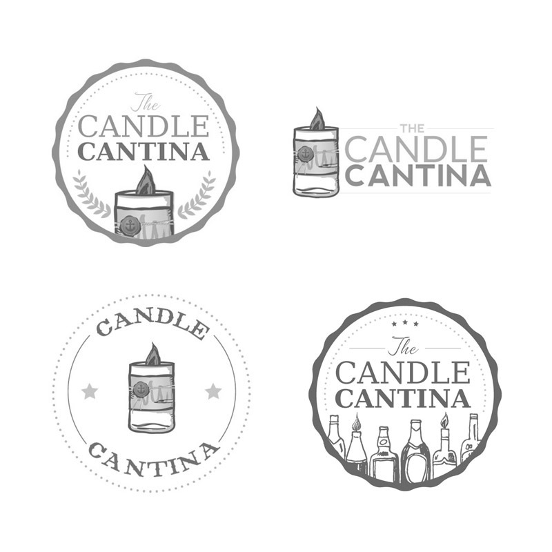 Candle Logo Designer