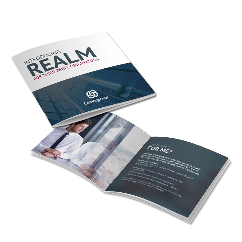 Mortgage Company Product Brochure Company