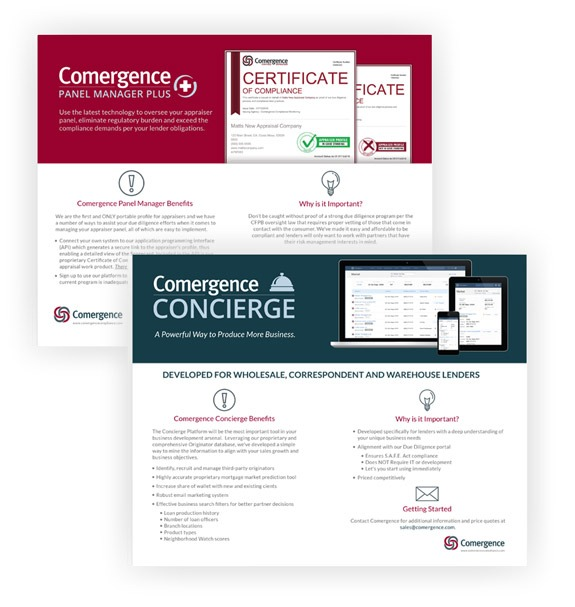 Mortgage Compliance Data Sheet Designer