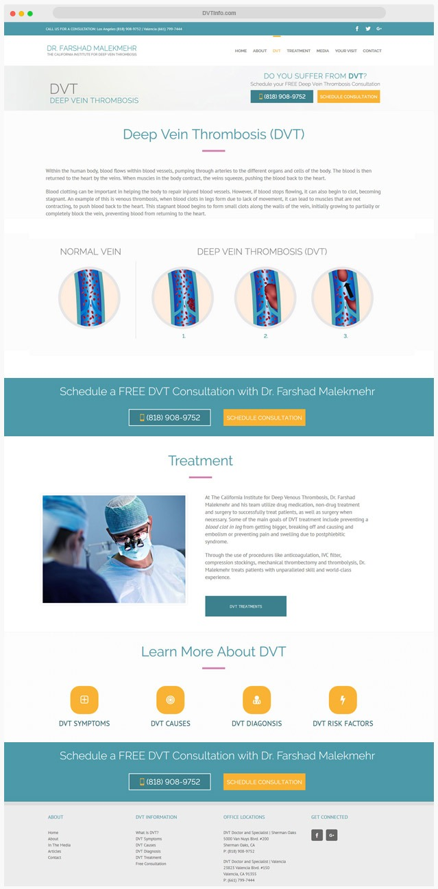 Doctor Web Designer