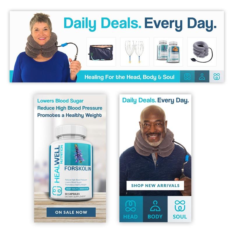 Health Social Media Branding