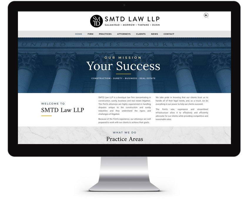 Law Firm Web Design Company