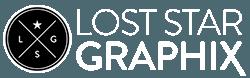 Lost Star Graphix – Create, Design, Develop Logo