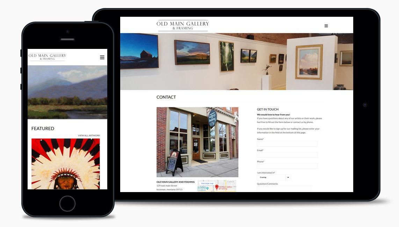 Salad Gallery Web Design Company