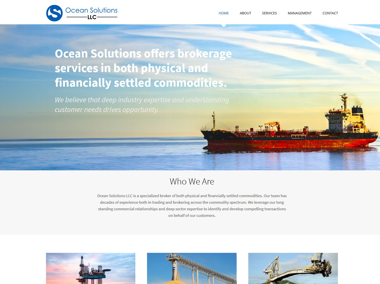 Los Angeles Commodity Web Design Company