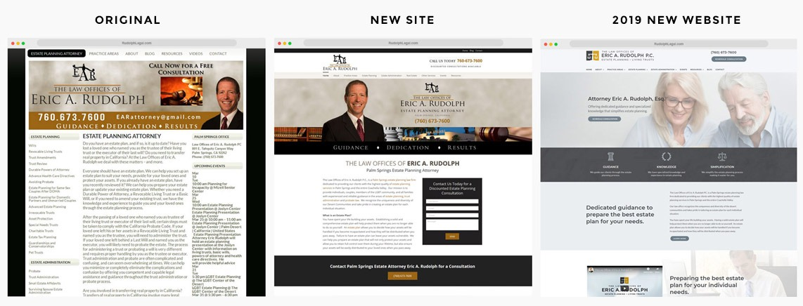 Lawyer Website Design Company