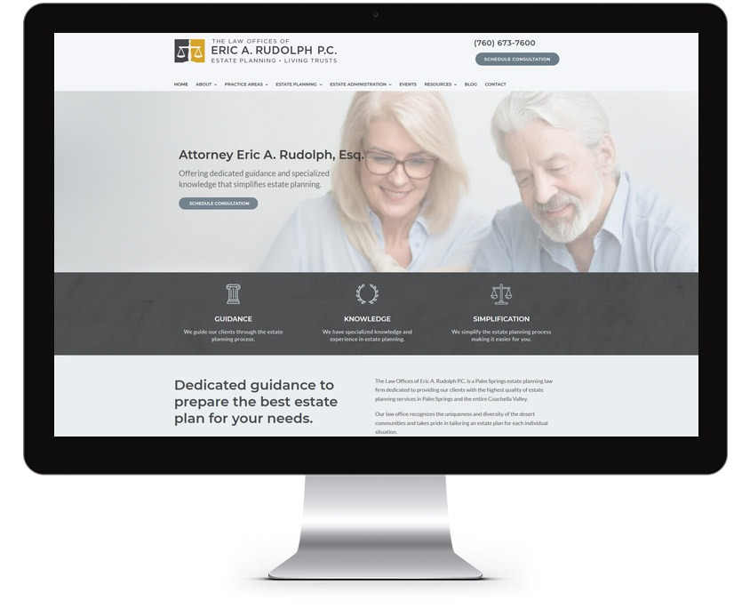 Attorney Website Design Company