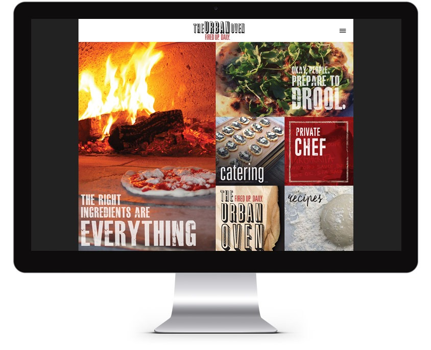 Orange County Pizzeria Web Design Company