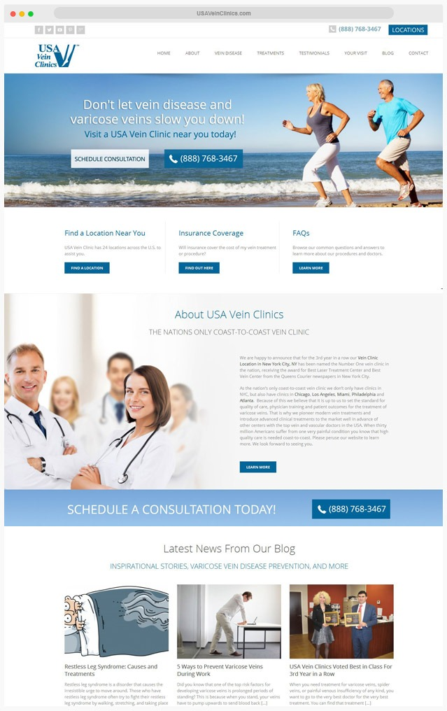 Ventura County Medical Office Web Design Company