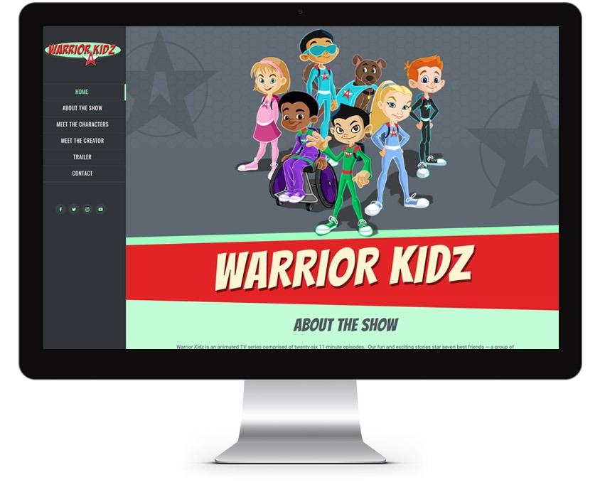 Orange County Animated Show Web Design Company