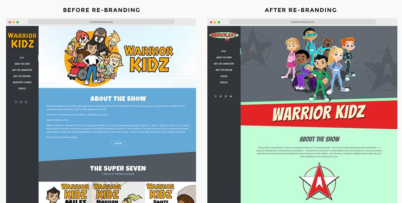 Orange County Animated Show Web Designer