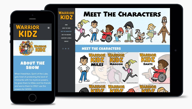 Animated Show Web Design Company