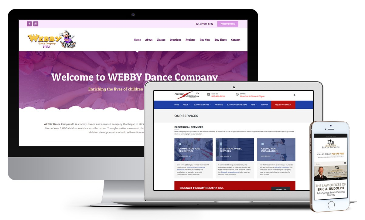 Aqua Dulce Web Design Company