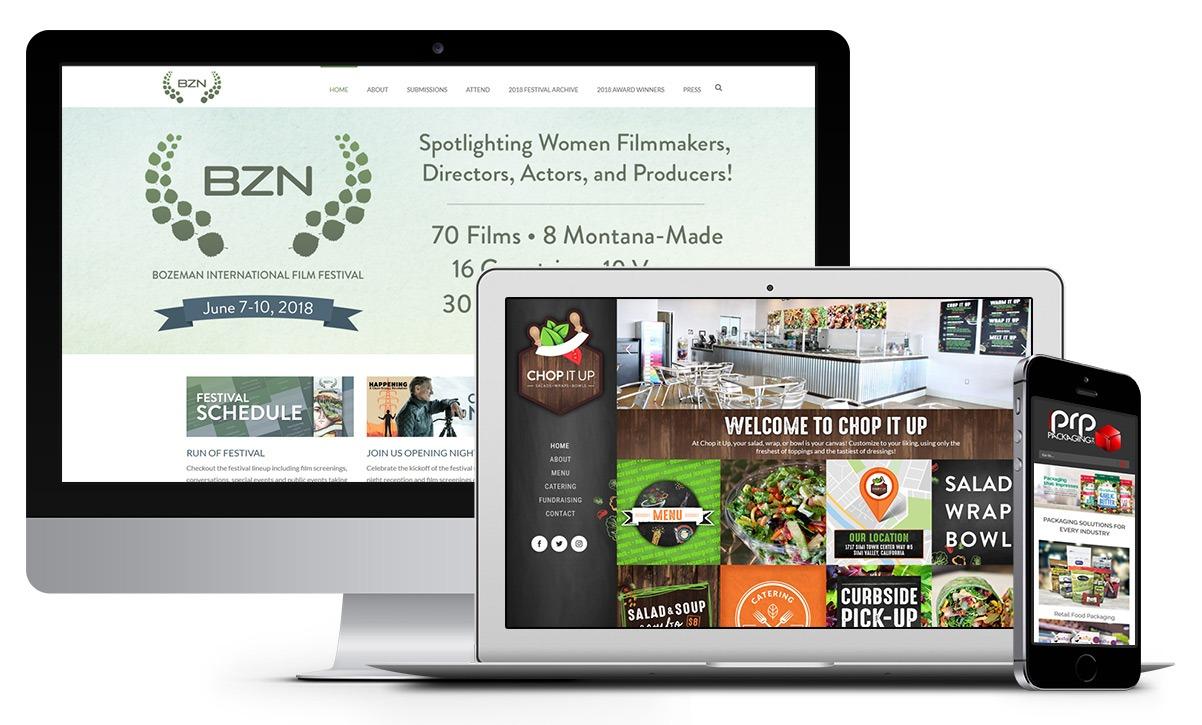 Bell Gardens Web Design
