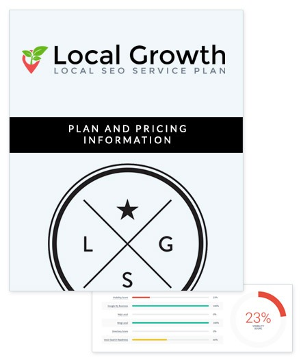 Local SEO Pricing