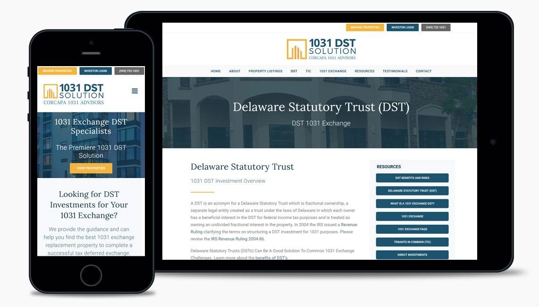 Real Estate Investment Web Design Company