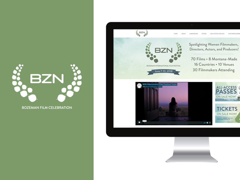Web Designer for Film Festival