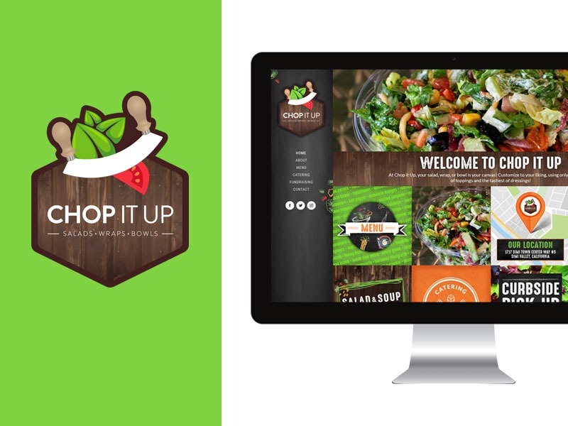Web Designer for Restaurant