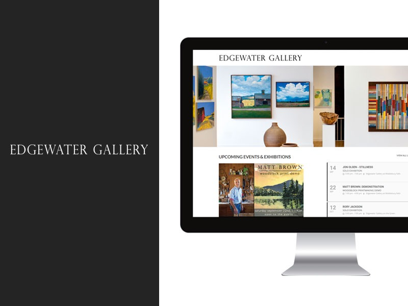 Web Designer for Art Gallery