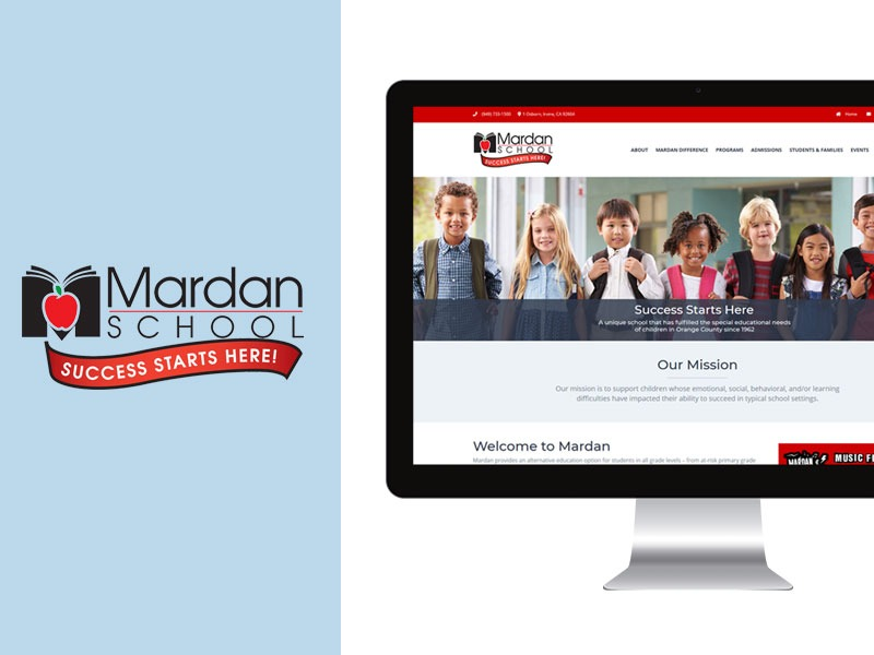 Web Designer for Private School