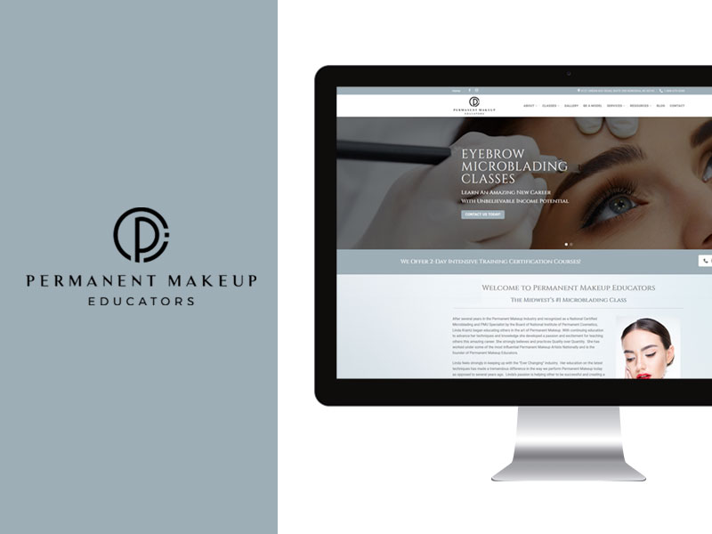 Web Designer for Makeup Artist
