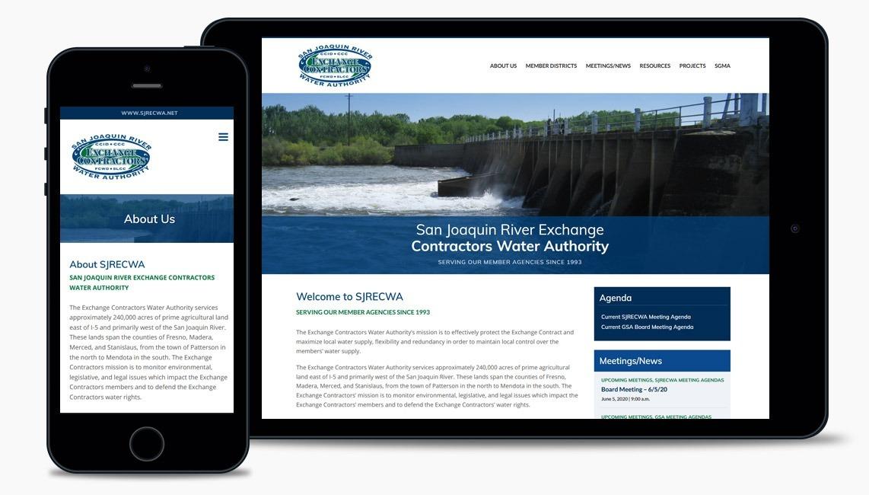 Central Valley Web Design Company