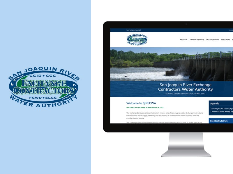 Web Designer for Water Company