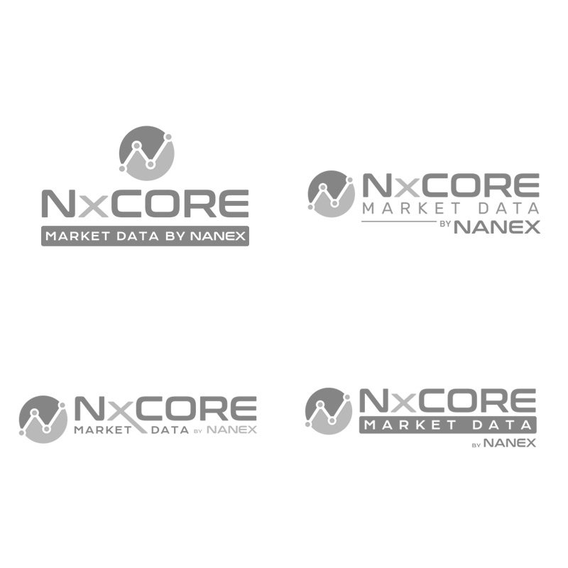 Market Data Logo Design